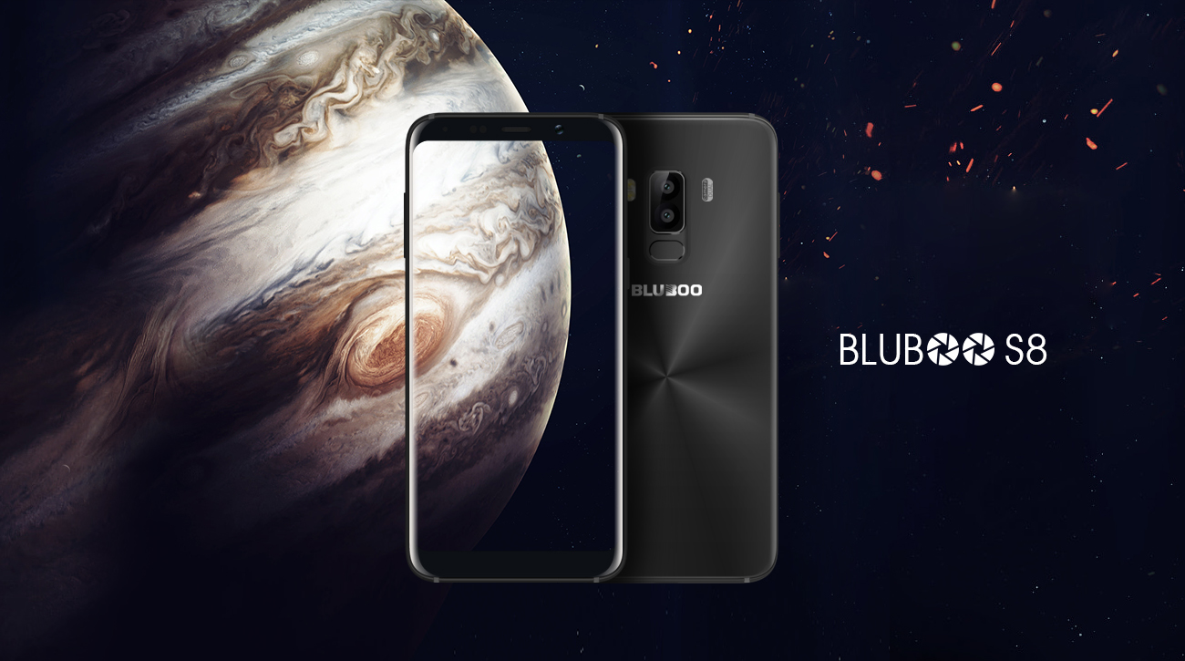 6 reasons why BLUBOO S8 should be of interest to us