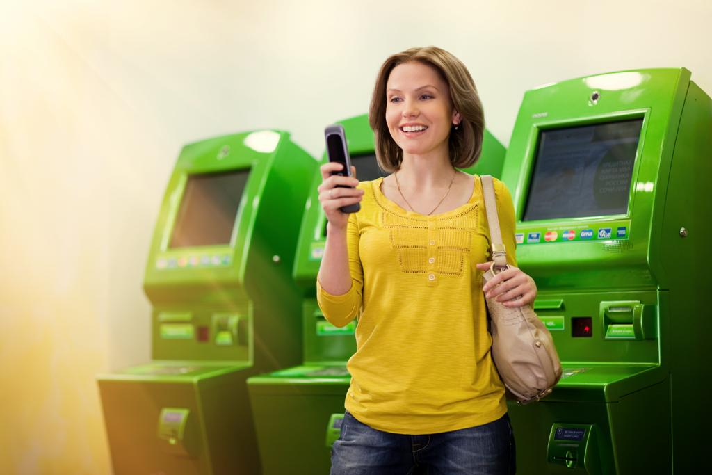 Sberbank started testing facial recognition technology on ATMs
