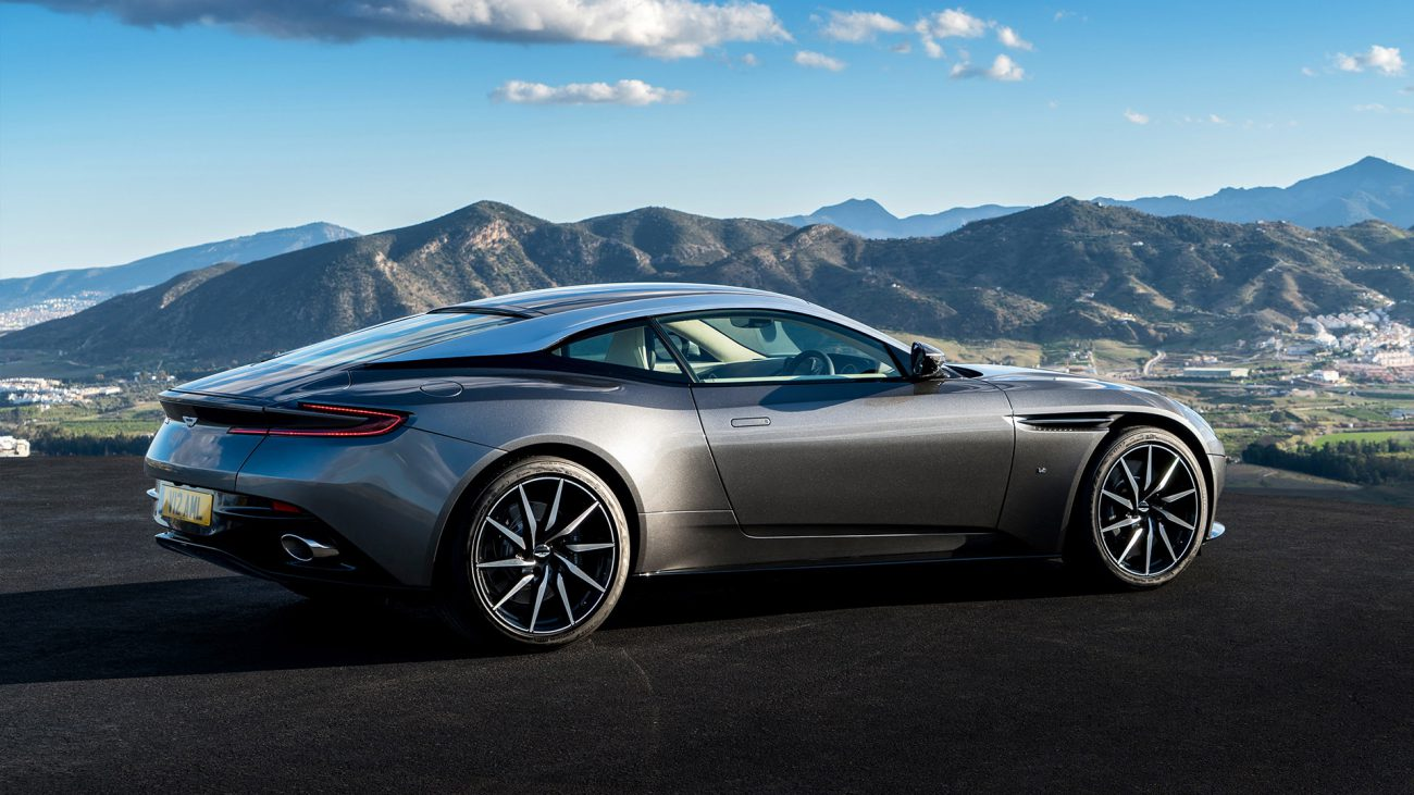 Aston Martin will release an electric car in 2019