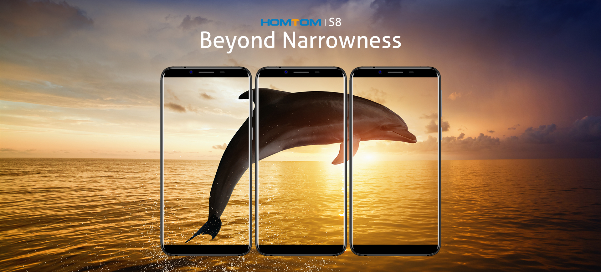 HOMTOM S8 — a new potential leader in the smartphone market