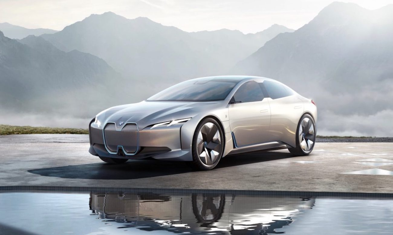 BMW introduced a competitor Tesla Model S