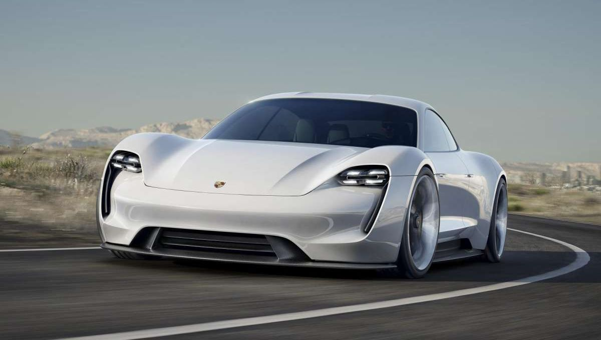 Porsche will release its first electric car a year earlier than planned