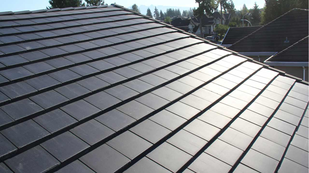The Tesla patent disclosed a principle of installation of solar roofs
