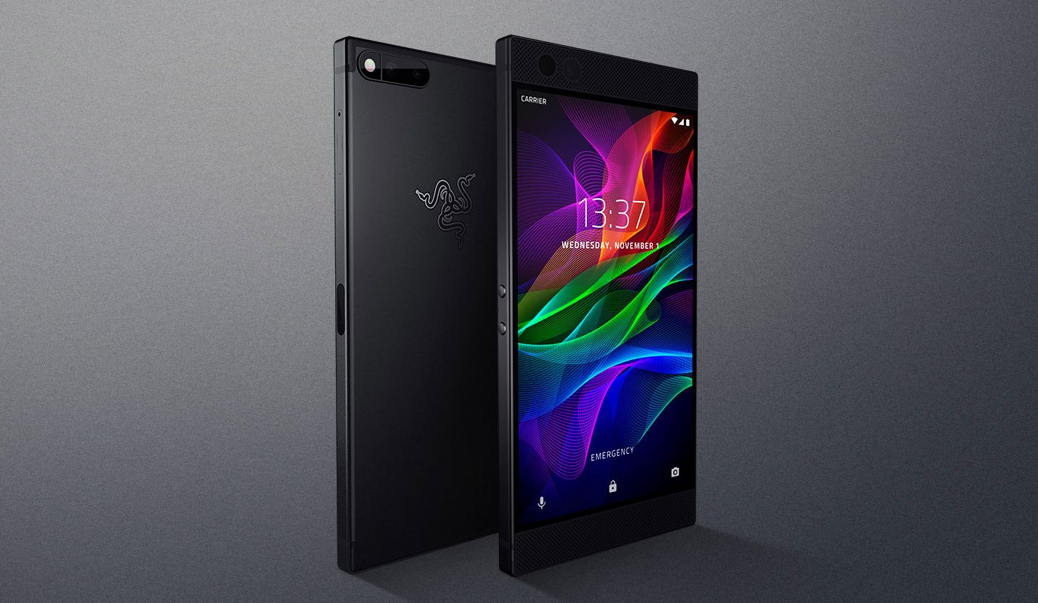 Razer introduced the first smartphone for gamers