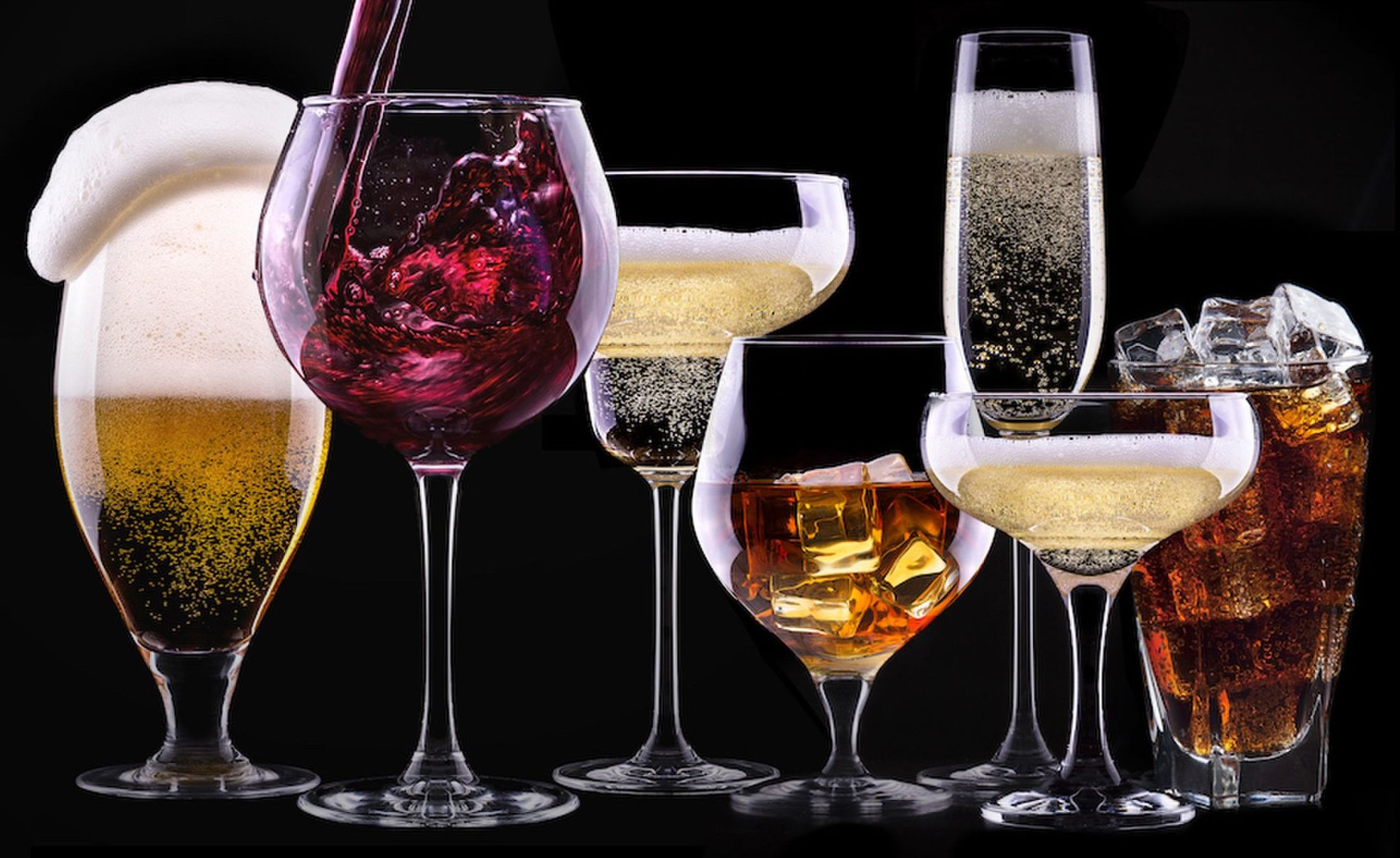 Scientists have discovered how different types of alcohol affect emotions