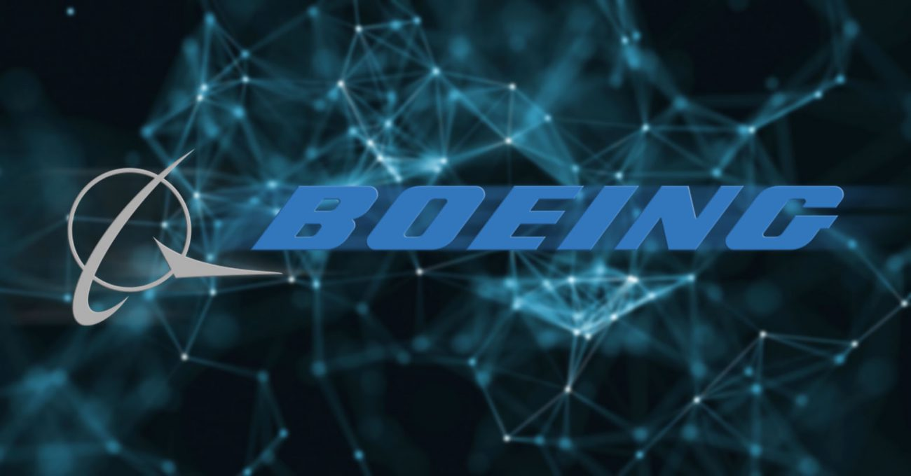 Boeing patent protection system of GPS-navigation on the blockchain