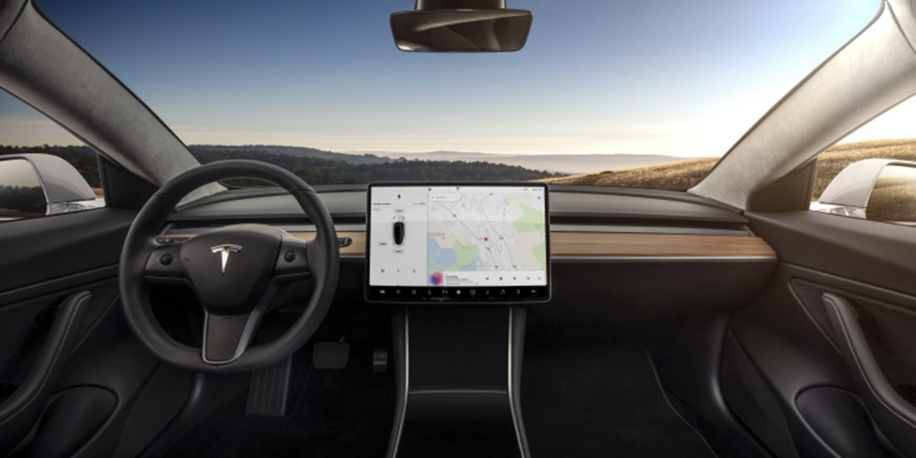 Musk: the New Tesla NAV will overtake analogs in the years ahead