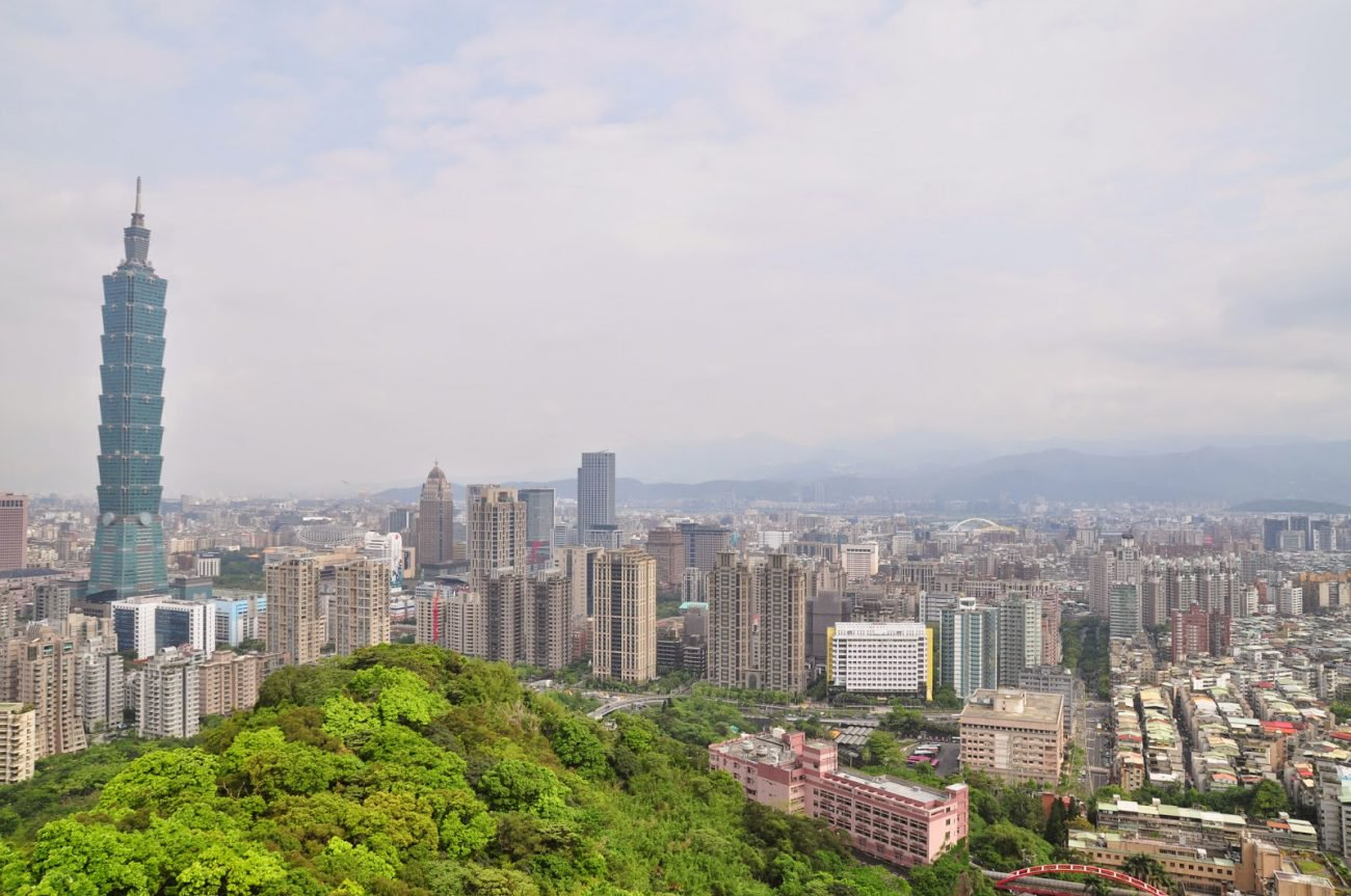 The capital of Taiwan puts public services on a distributed database registry