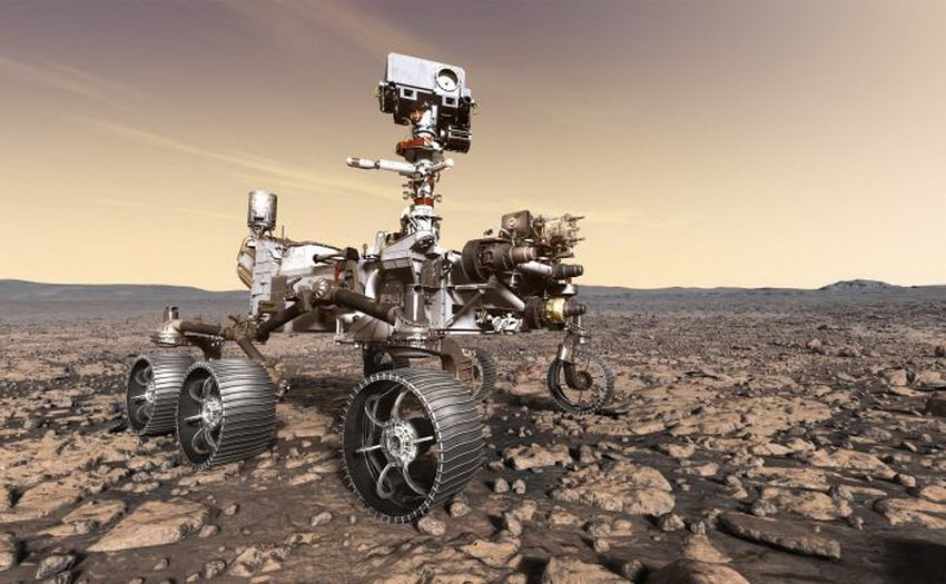 Along with the new Mars Rover in 2020 to Mars will fly her