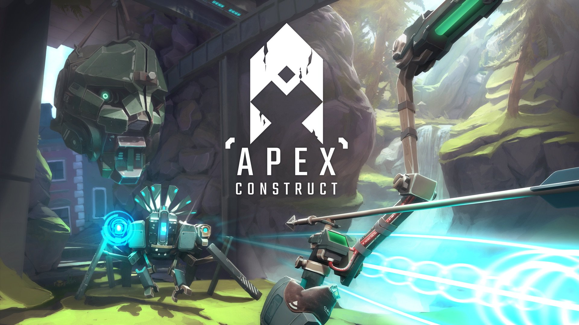 Game overview Apex Construct: Archer vs robots