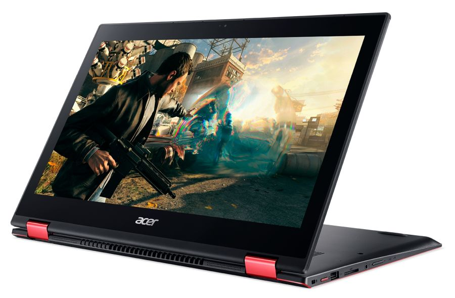 Acer started selling gaming ultrabook-transformer Nitro 5 Spin in Russia