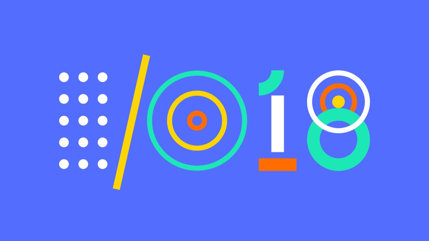 The results of the Google I/O 2018: Android P Google Lens and more