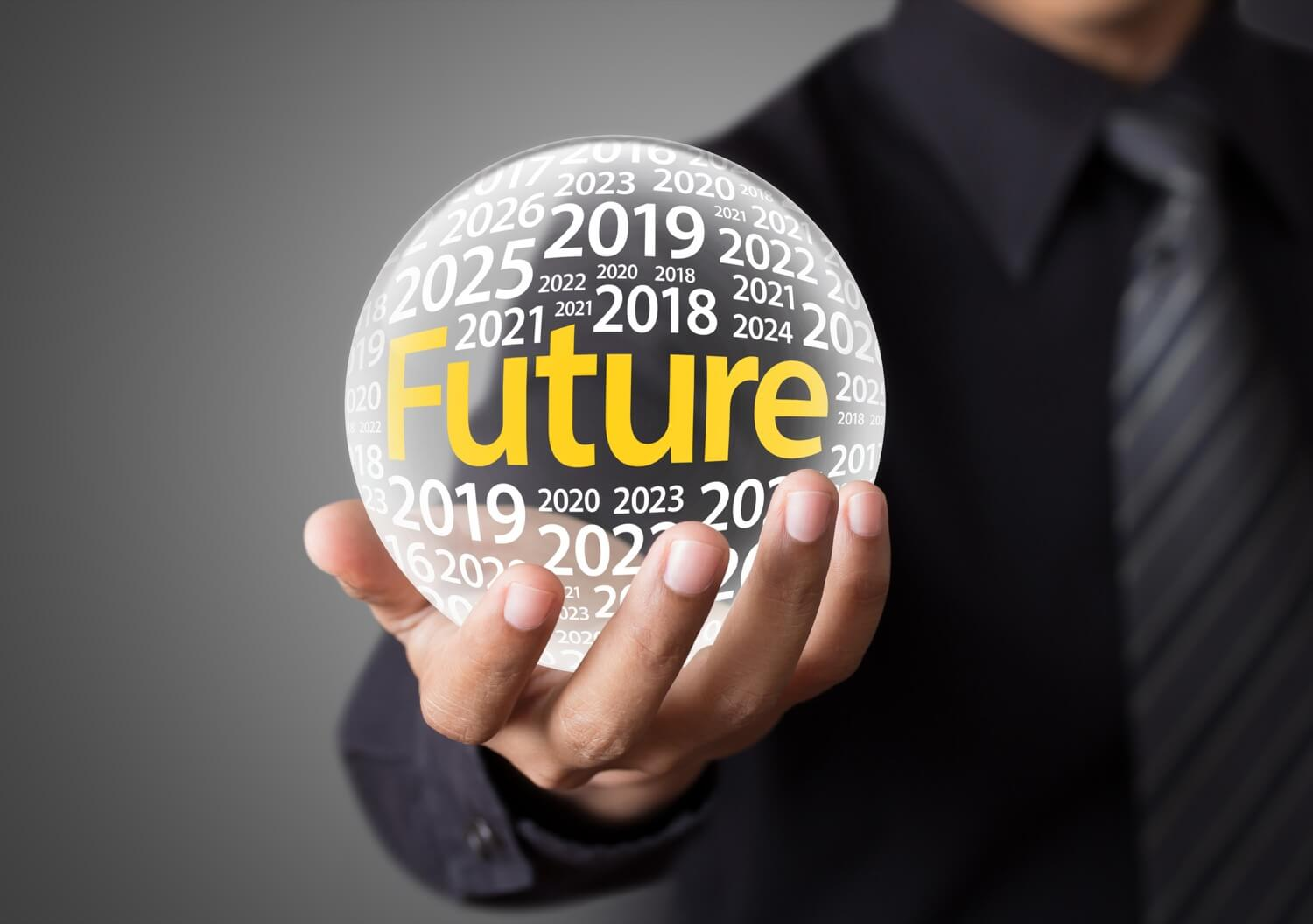 Composed of 35 chief technology forecasts to 2018