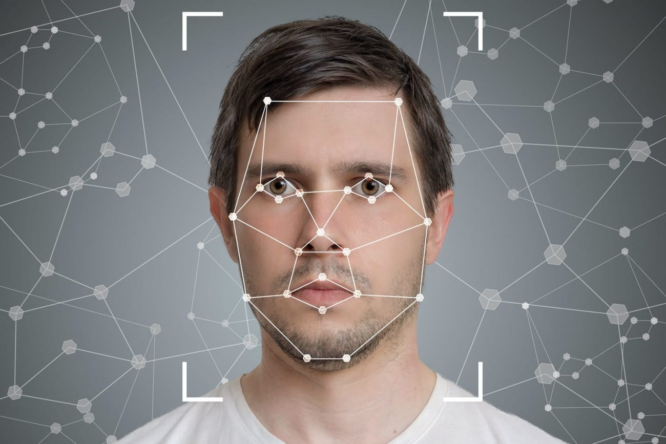 Created an algorithm that prevents facial recognition system