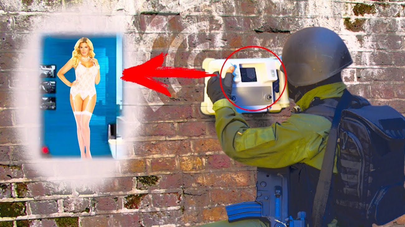 Artificial intelligence has learned to detect people through walls
