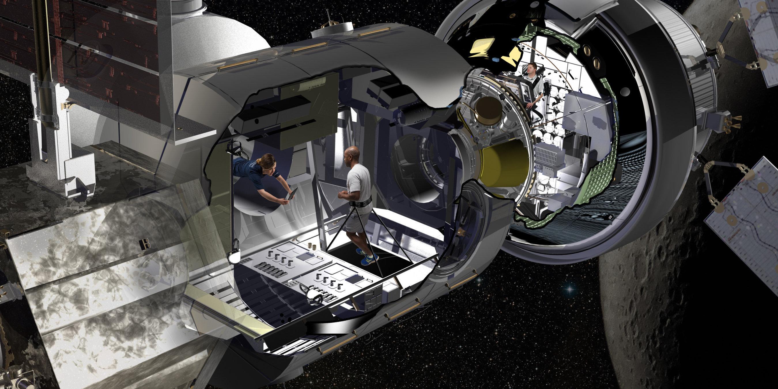 nasa orbital program - HD1522×898