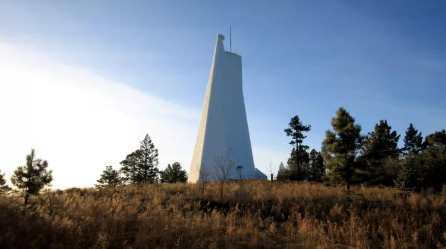 In new Mexico suddenly closed the Observatory.