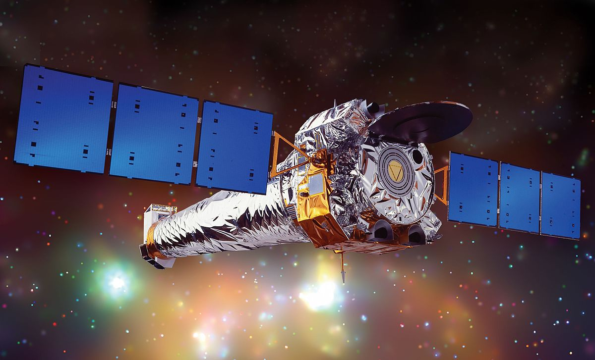 Another silent NASA telescope in orbit
