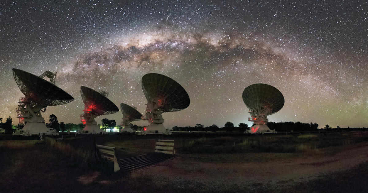 Astronomers have discovered 20 mysterious radio signals from outer space