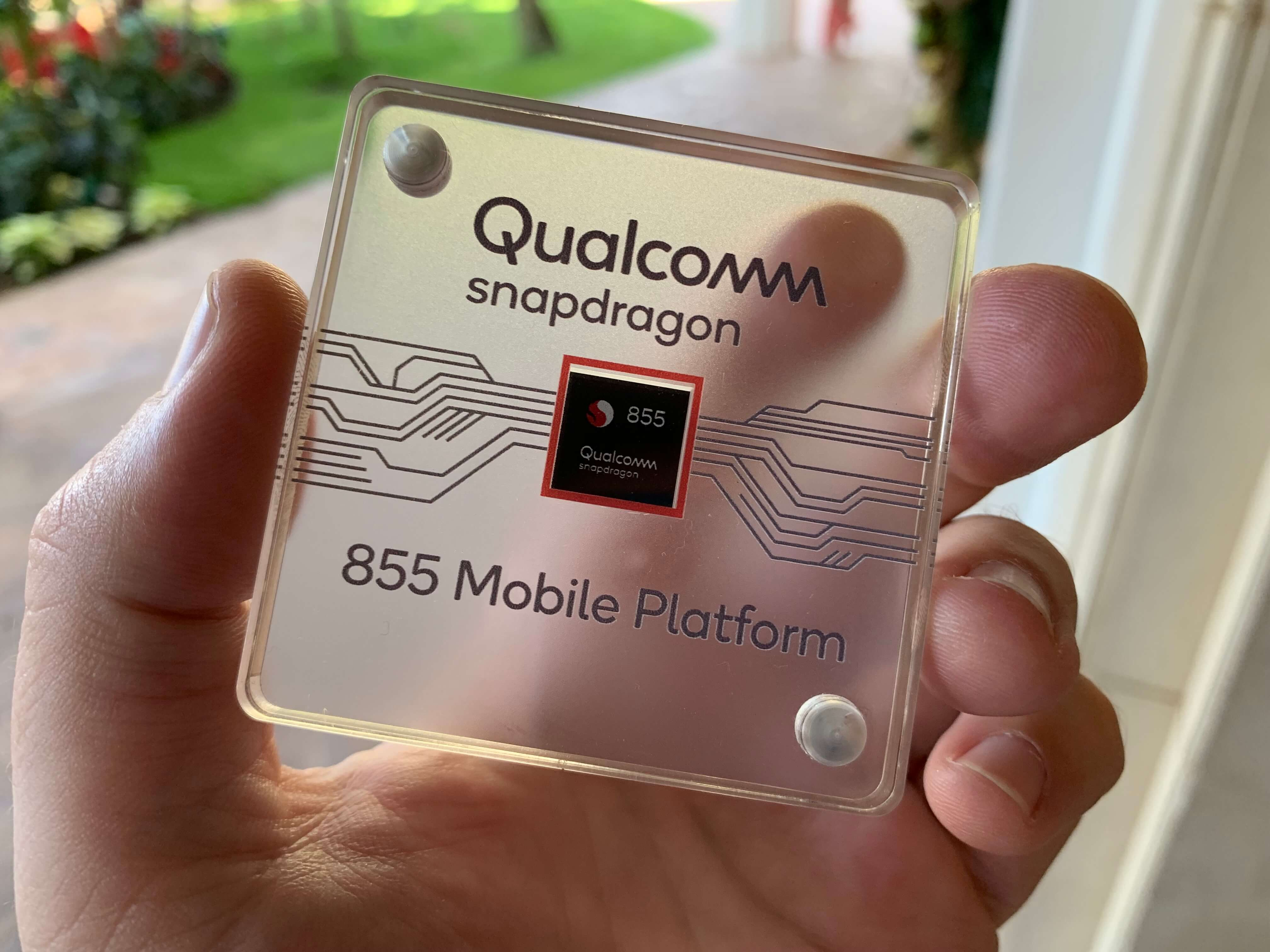 Qualcomm introduced its first processor for laptops