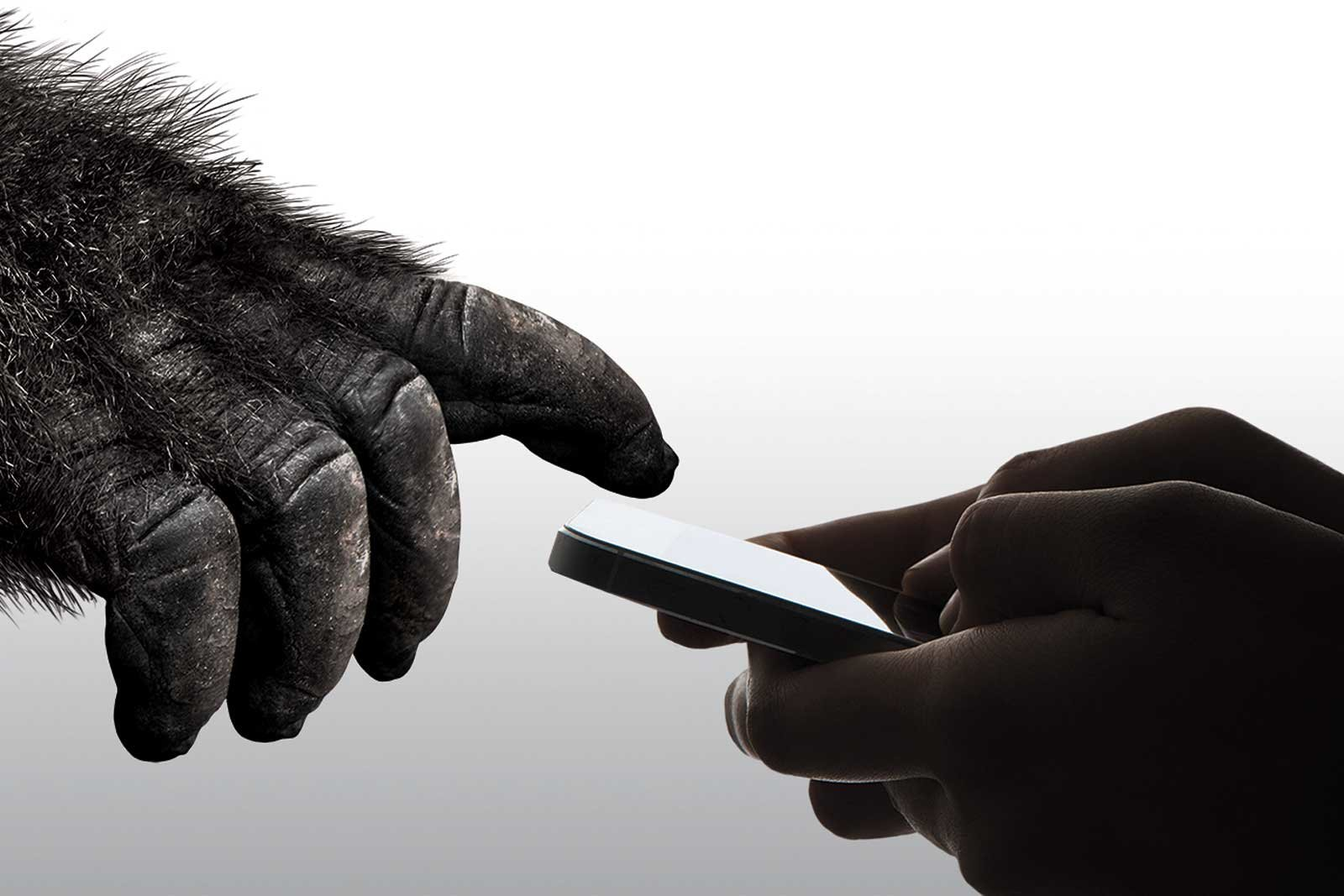 What is the secret of Gorilla Glass is, and what it is used smart phones
