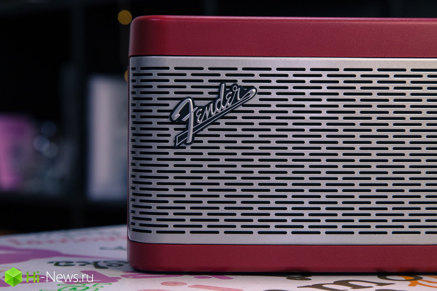 The legend is back: headphones and speakers from Fender