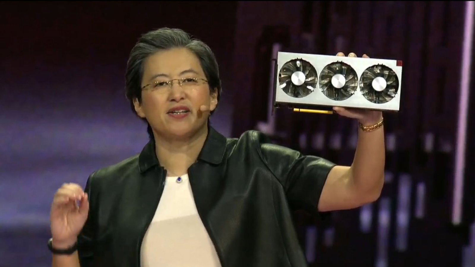 #CES | AMD introduced its new flagship graphics card and processors Ryzen 3rd generation
