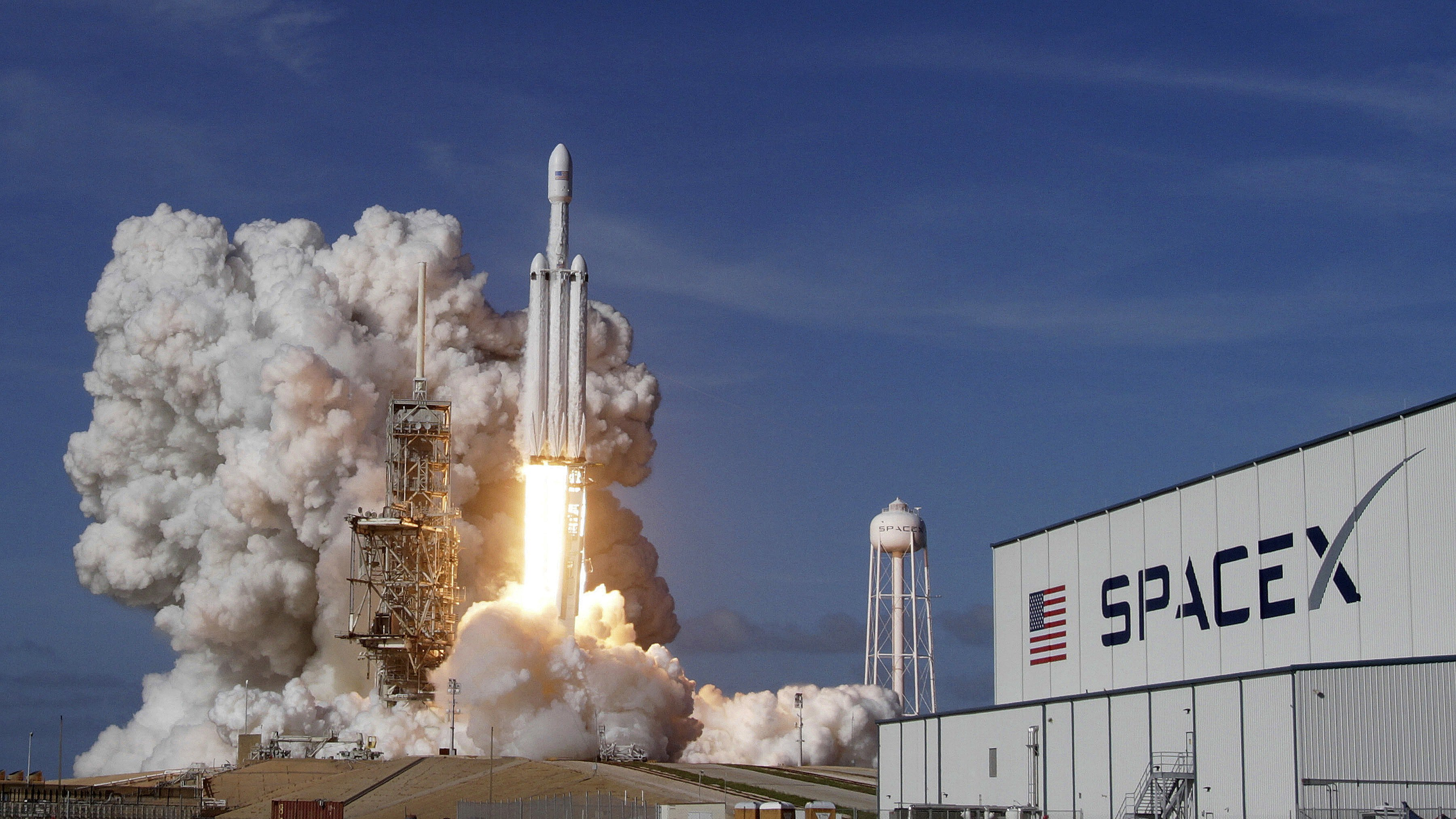 Elon Musk and SpaceX have filed a lawsuit against NASA