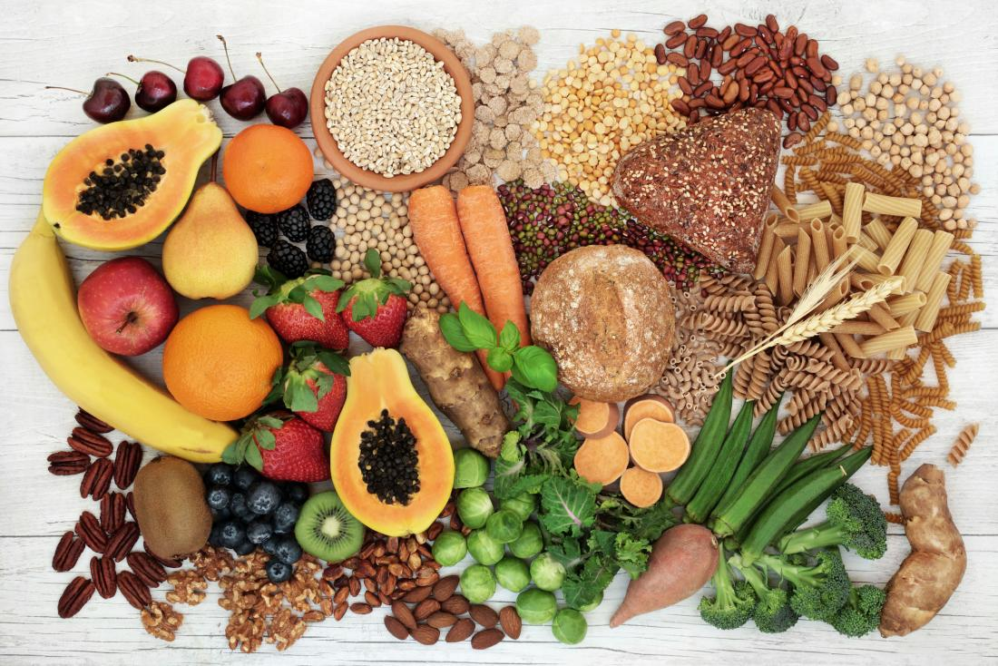 Food of centenarians: why do we need fiber?