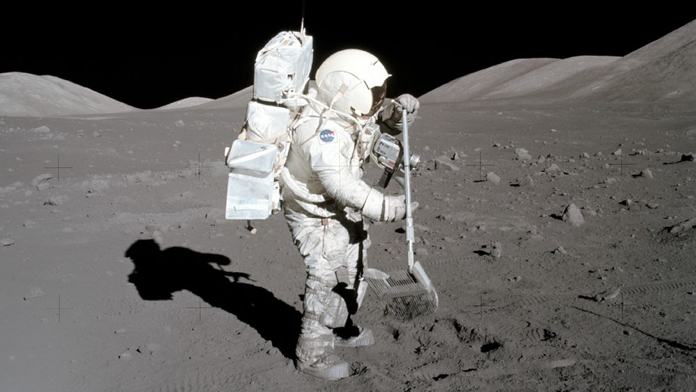 NASA will study pristine samples of lunar soil collected during the last mission
