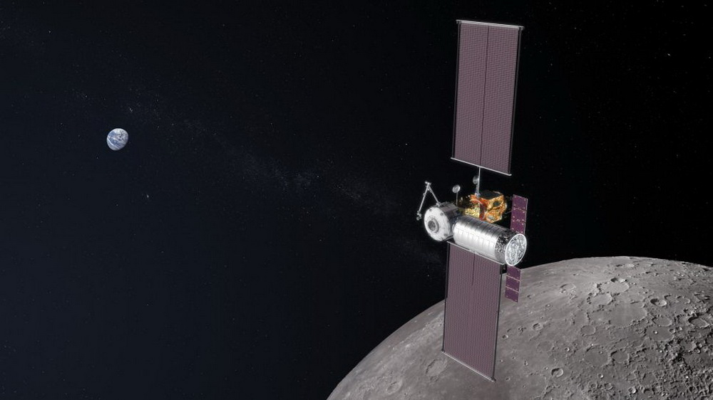 In 2023, NASA sent to the moon Rover