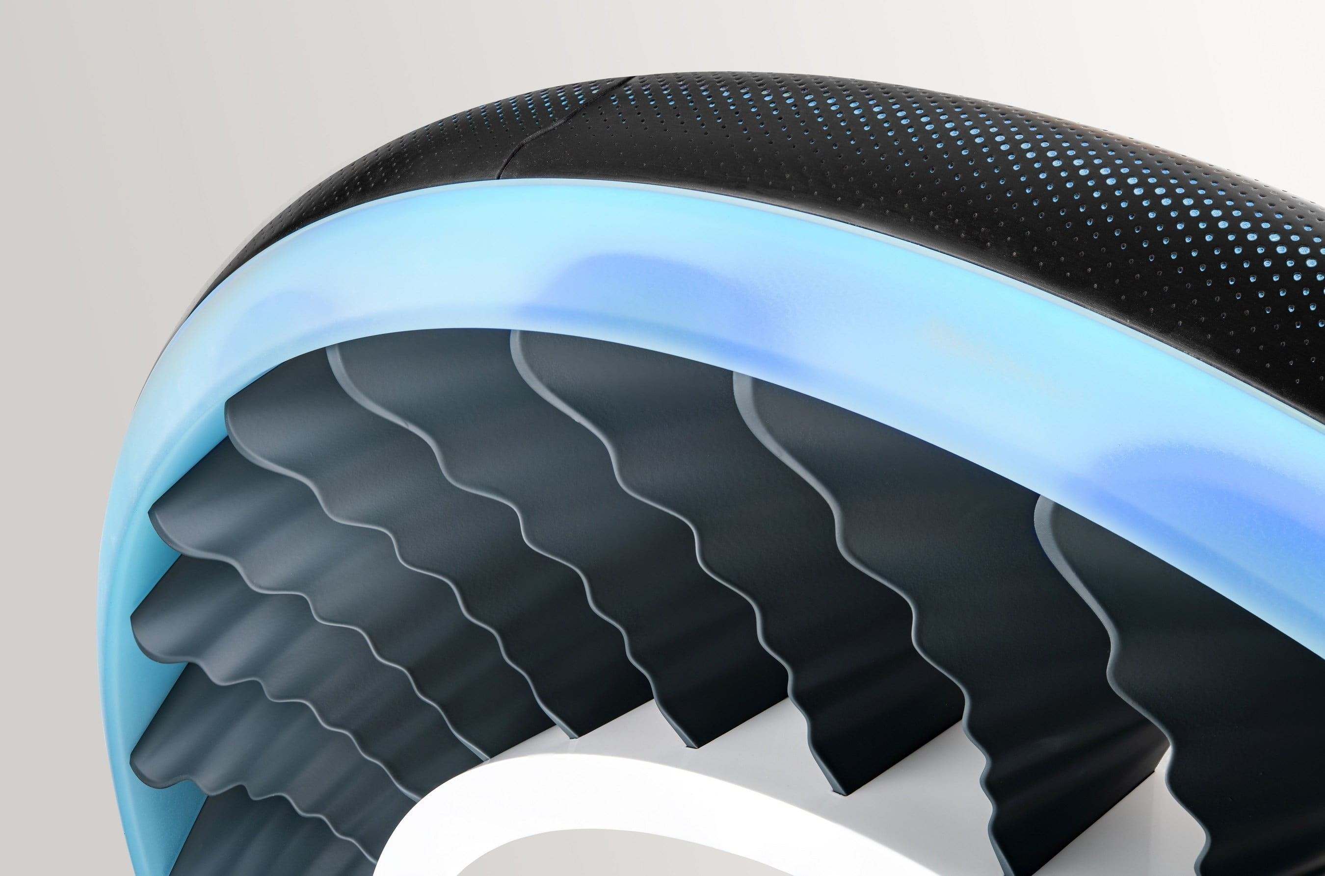 New Goodyear tires can turn into propellers for flying machines