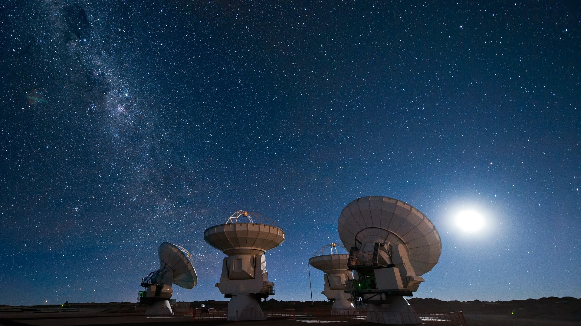 Scientists from ESA to more accurately calculate the mass of the milky Way