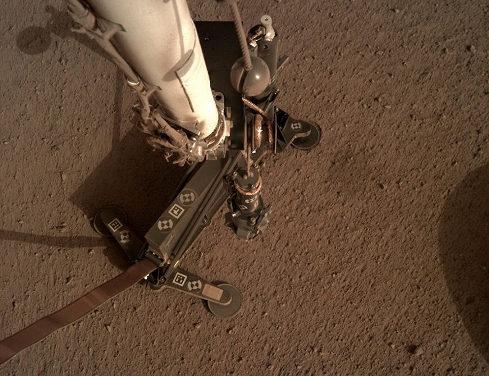 NASA engineers have still not figured out why the drill of the Mars module InSight stuck