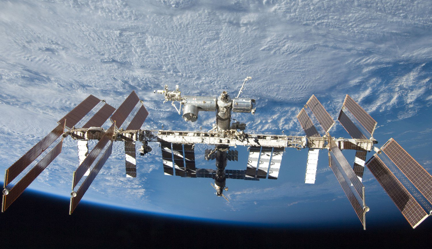 The new coating has protected ISS from superbugs