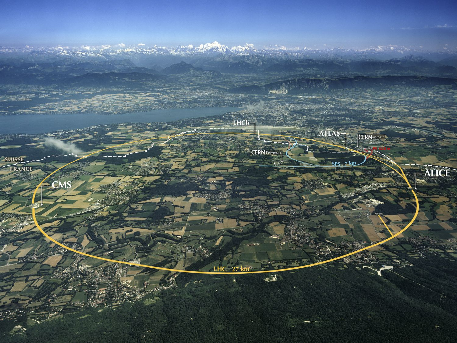 CERN begins the hunt for dark matter
