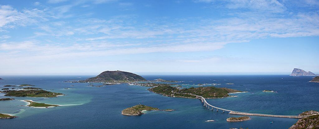 A small Norwegian island wants to abandon the concepts of time