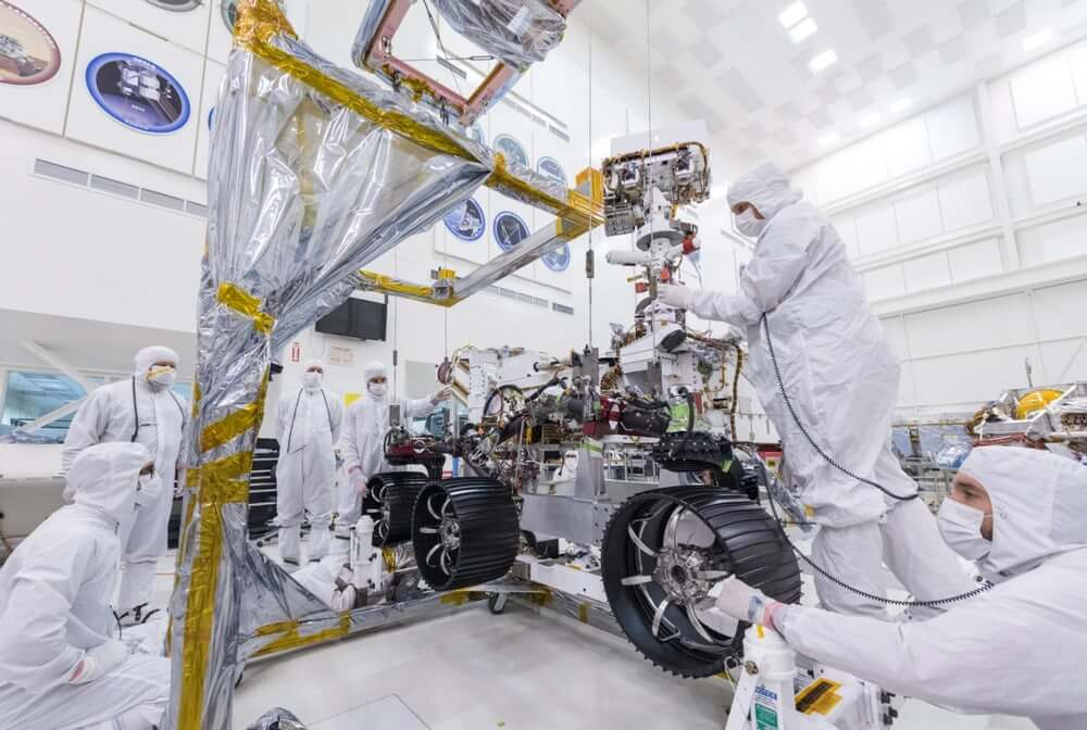 New NASA Rover