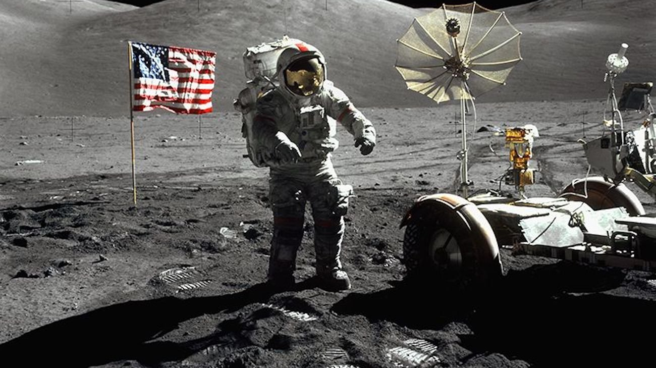 Will the Americans once again to land on the moon?
