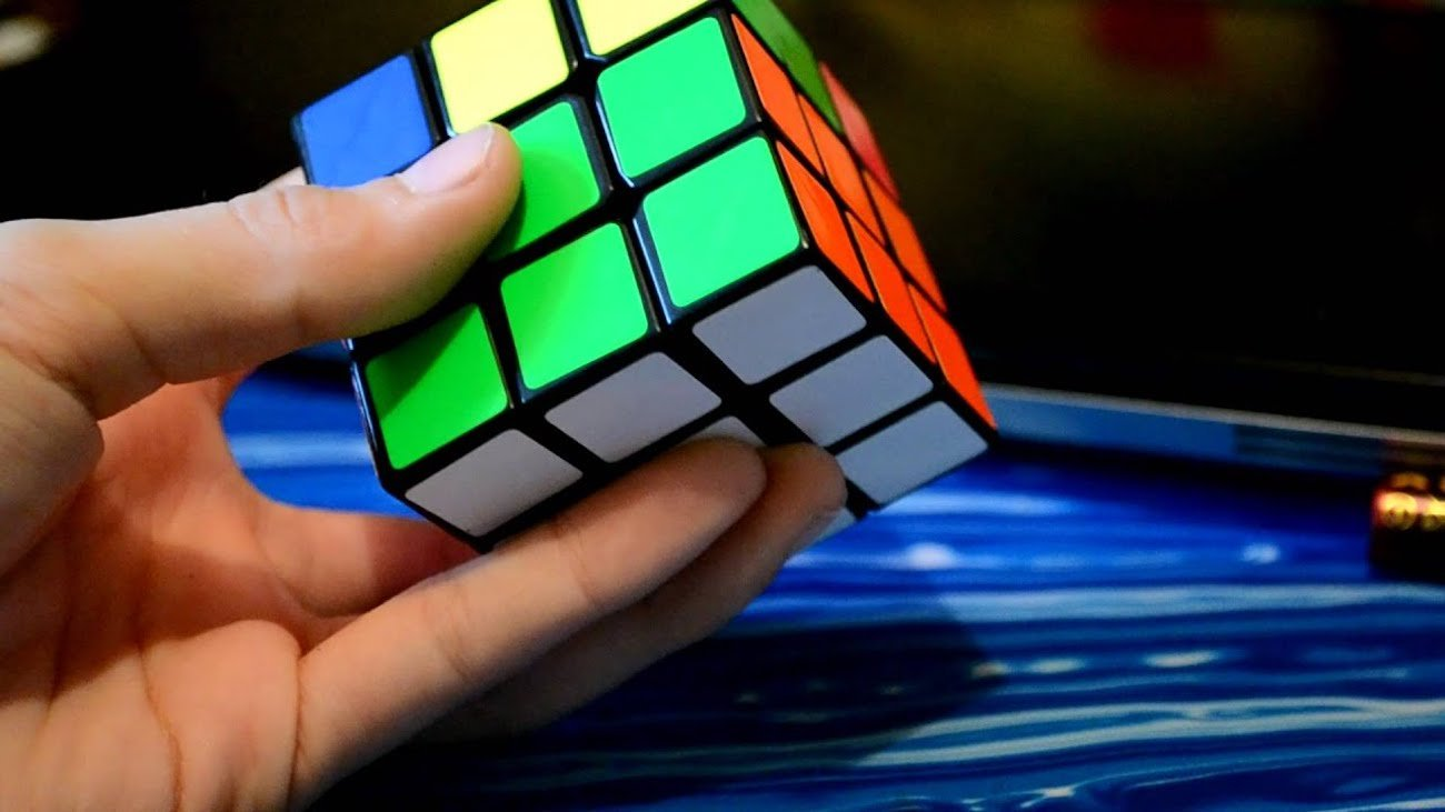 If AI is to assemble a Rubik's cube faster than a human?