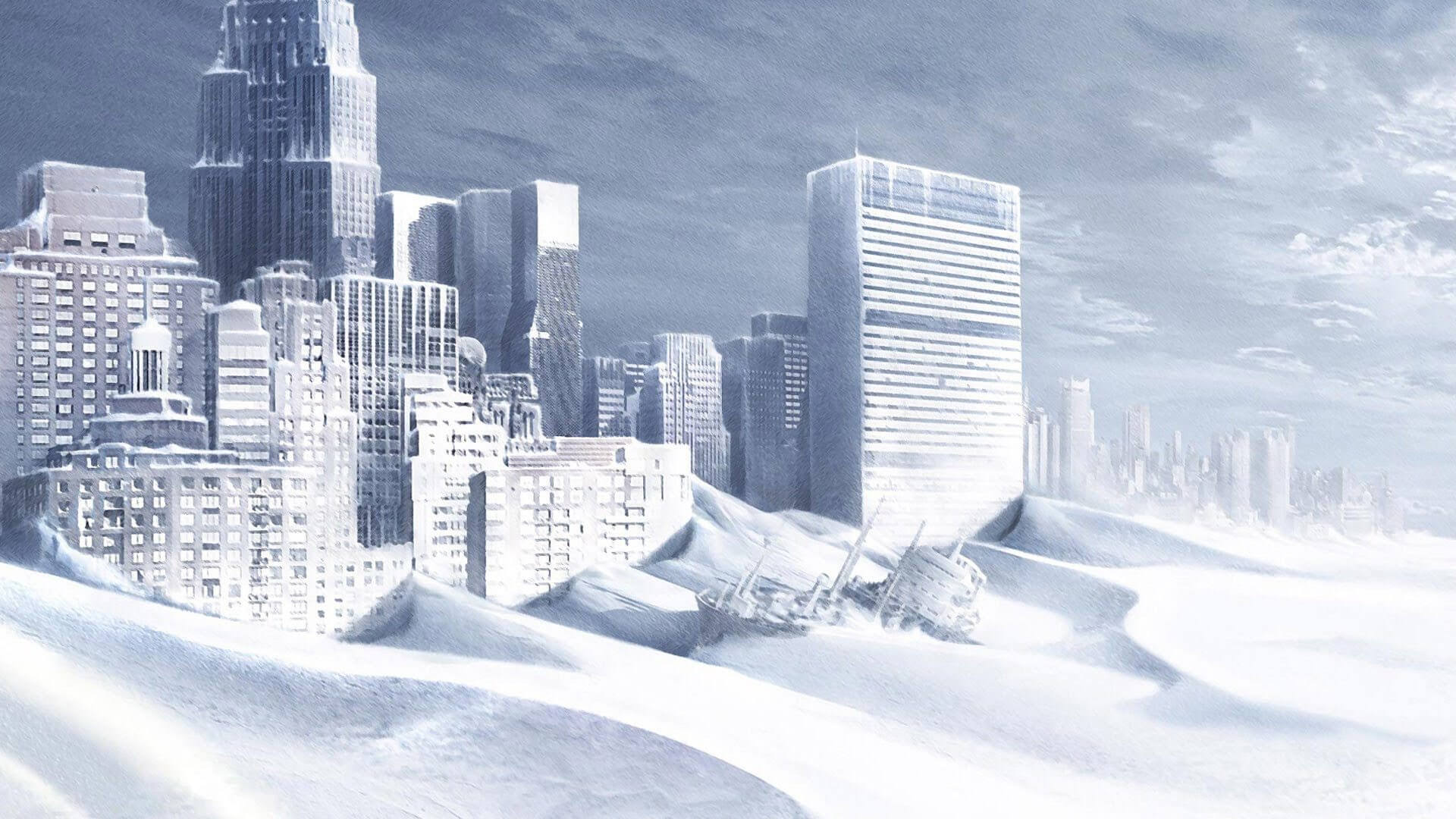 Scientists: by 2030 humanity will face little ice age