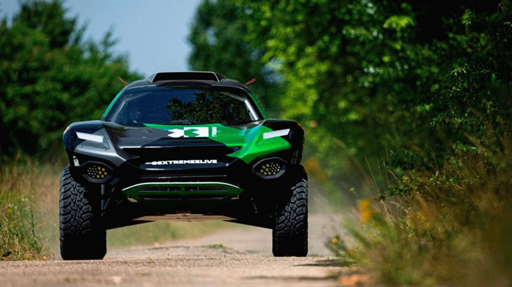 The envy of Tesla: new electric SUV for extreme races in 2021