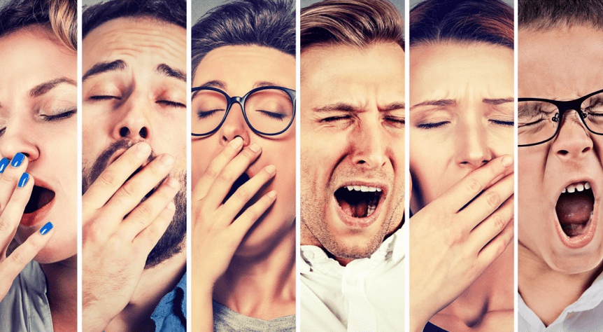 Why yawning is contagious?