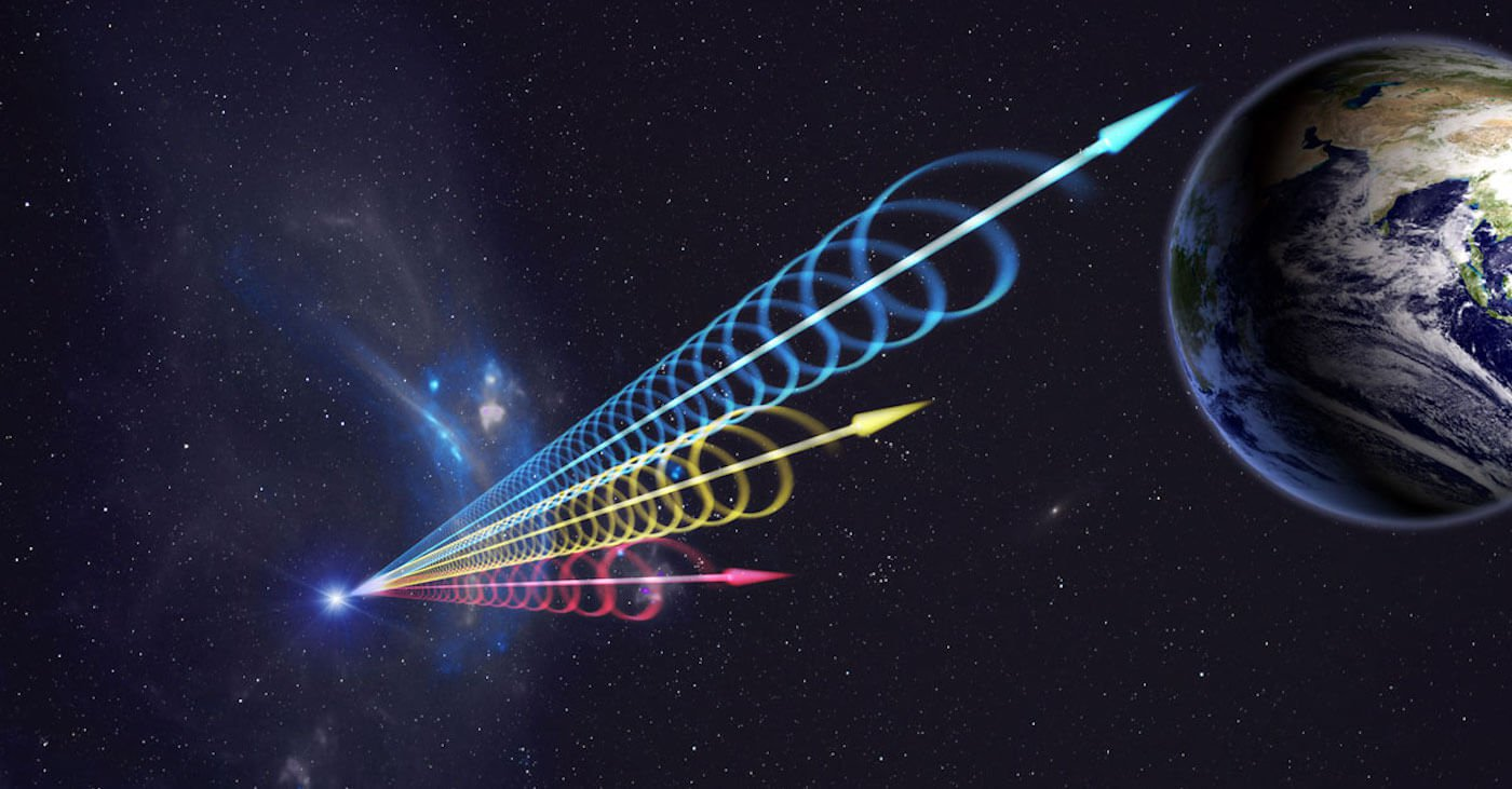 Mysterious radio signals from deep space will help to decipher artificial intelligence