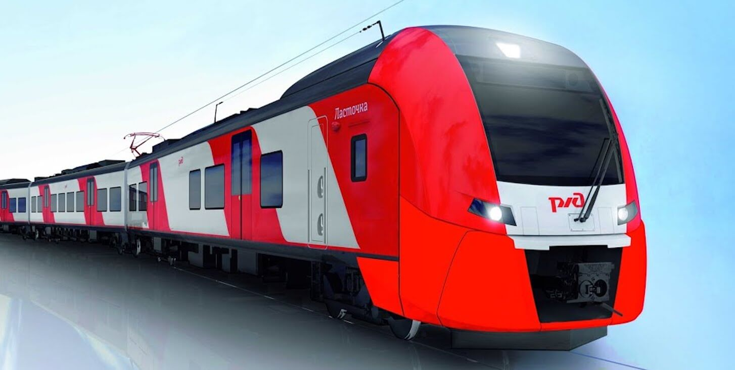 Russian Railways has experienced an unmanned train