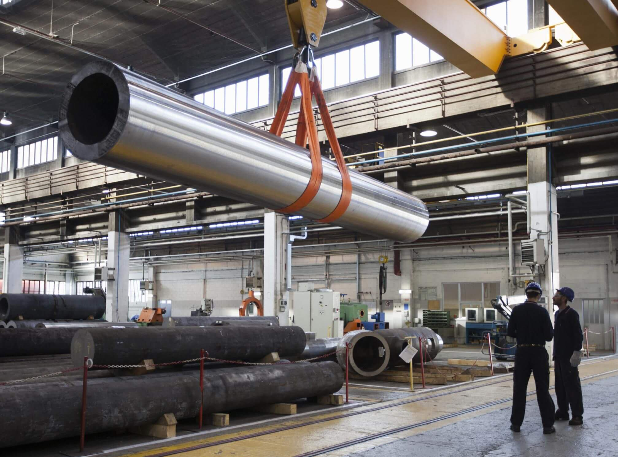 Russian scientists figured out a way to improve the properties of steel in 100 times