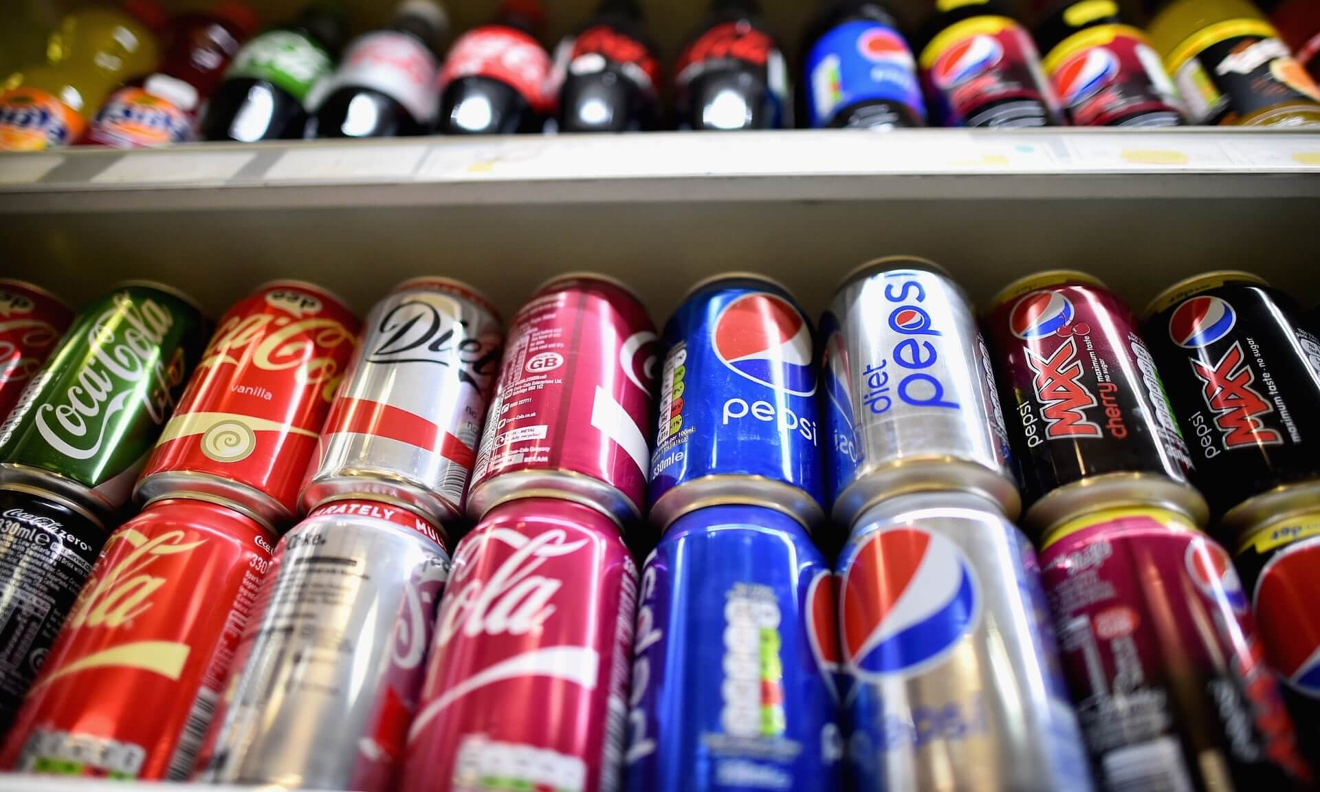 Frequent consumption of sugary drinks is the cause of premature death