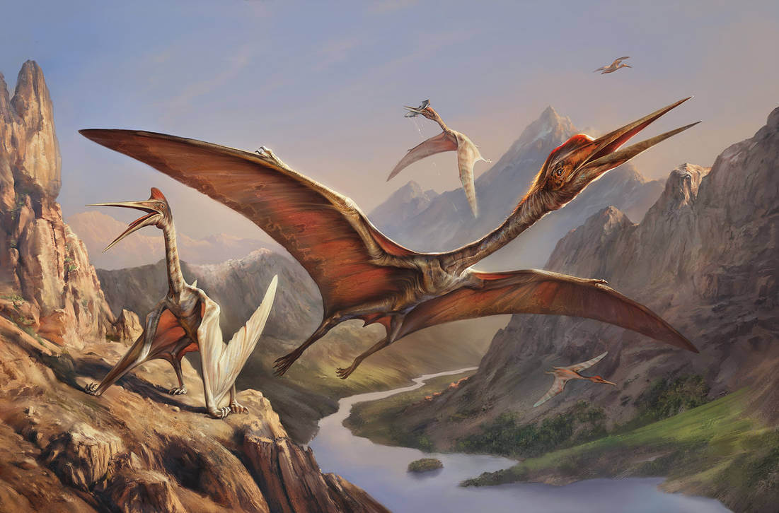 The largest dinosaur on Earth could fly