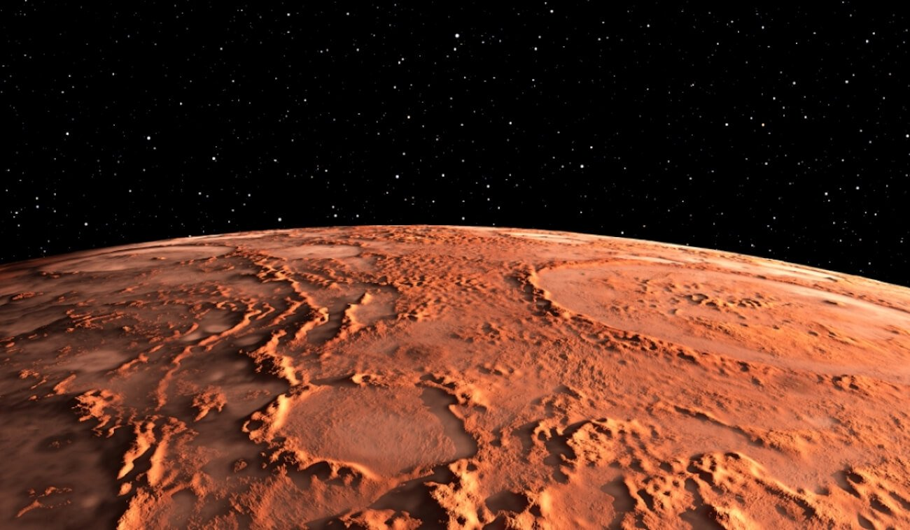 A former employee of NASA said that traces of life on Mars discovered back in 1970