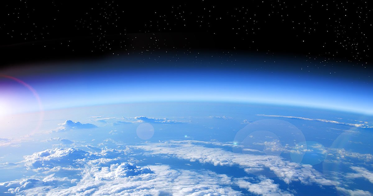 The ozone hole shrank to record-low numbers